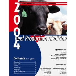 Beef Production Medicine - CD
